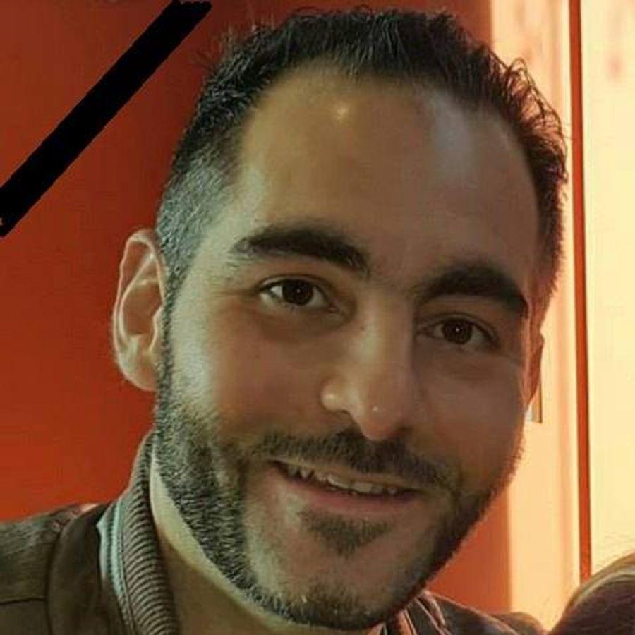 Hussein al Umari was killed in the terror attack