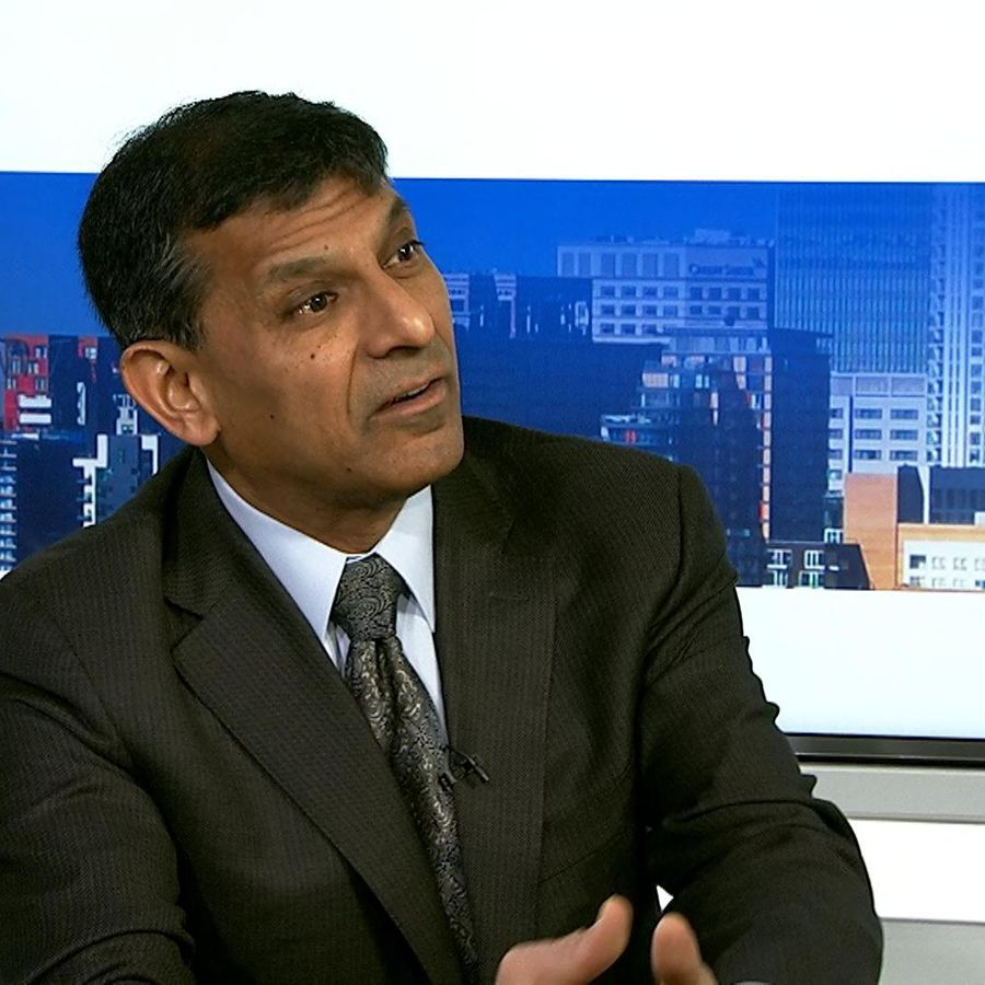 "IMF's ex-chief economist Raghuram Rajan says communities are the ""third pillar"" of society and the political problems in the West is due to its ignorance."