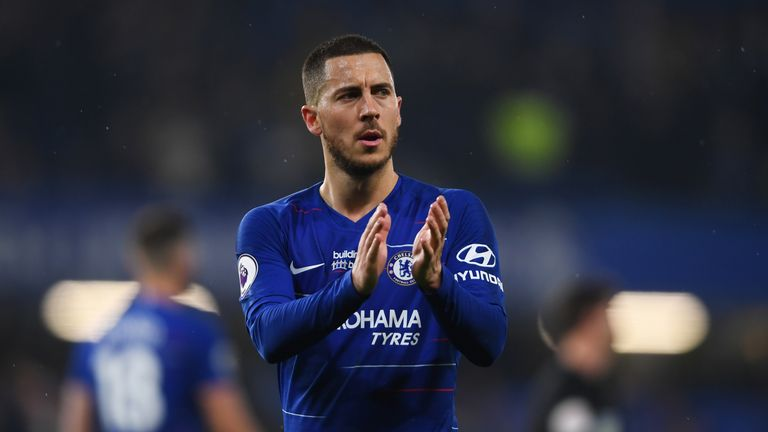 Matt Dickinson tells Sunday Supplement selling Eden Hazard could benefit Chelsea if they spend the money wisely