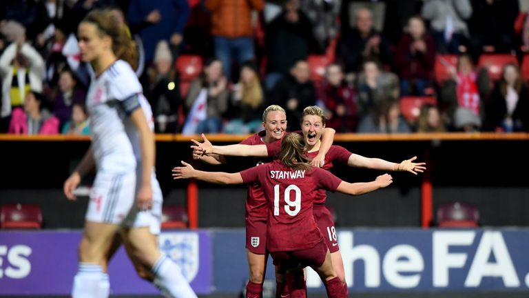 Arsenal and Netherlands striker Vivianne Miedema believes the women's game can grow even bigger in England, in the same way it has developed in her country