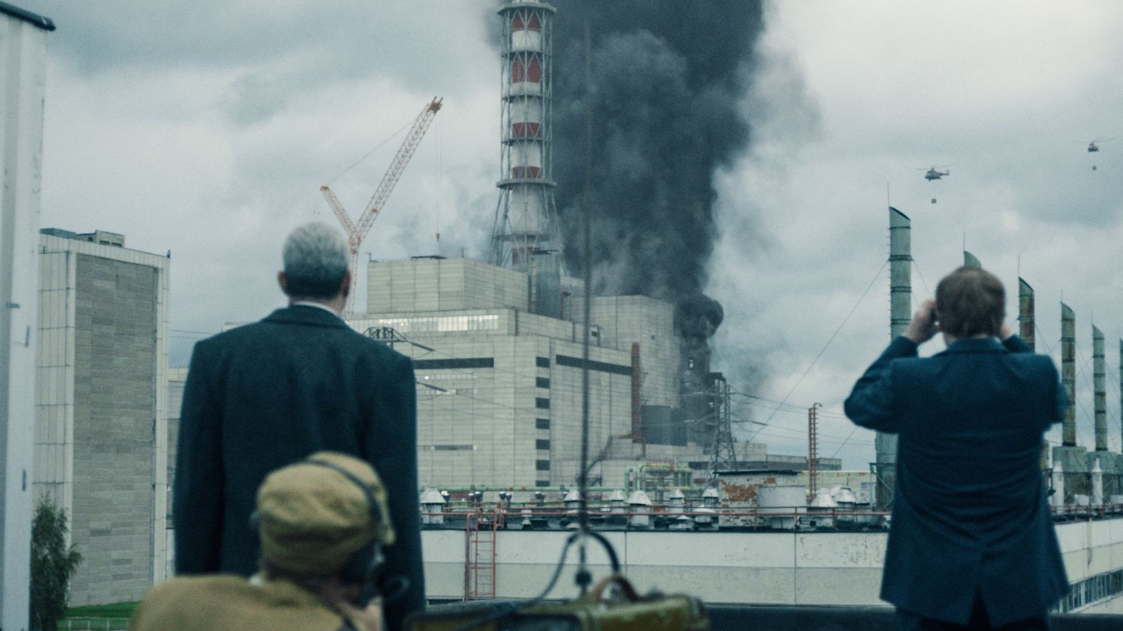 Russia to make its own version of Chernobyl – blaming a 'CIA saboteur'
