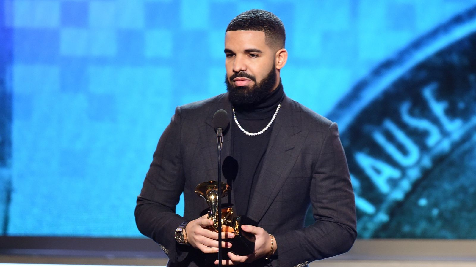 Drake promises to clean his room in childhood note on sale for $7,500 |  Ents & Arts News | Sky News