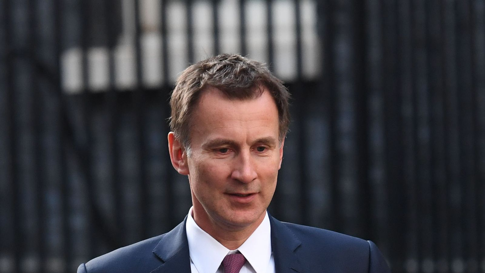 governme jeremy hunt accused - HD1600×900