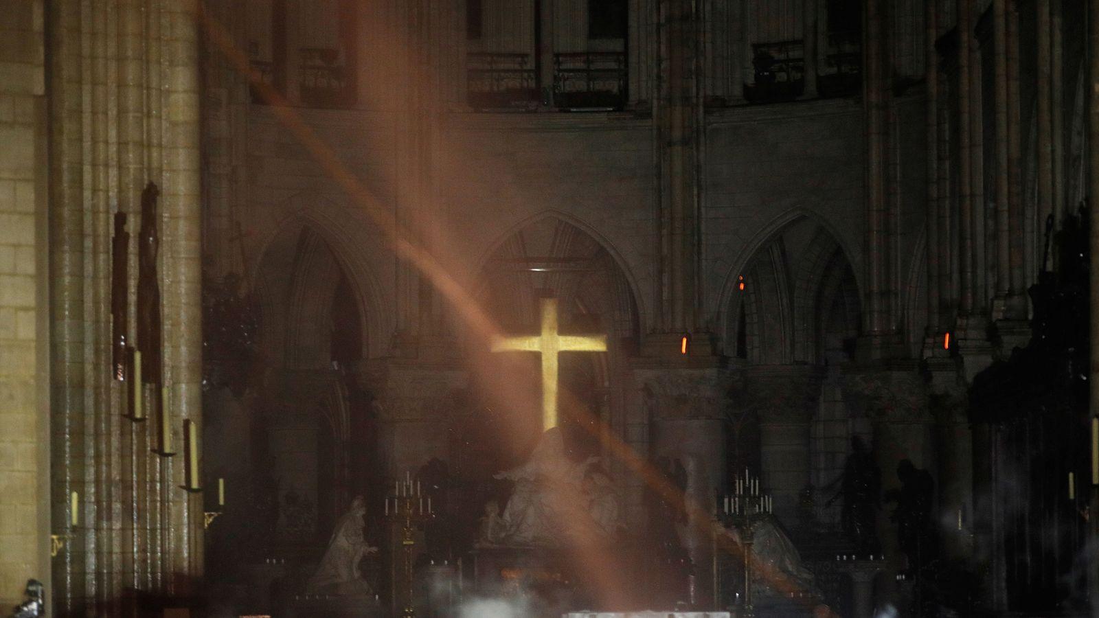 Altar Notre Dame