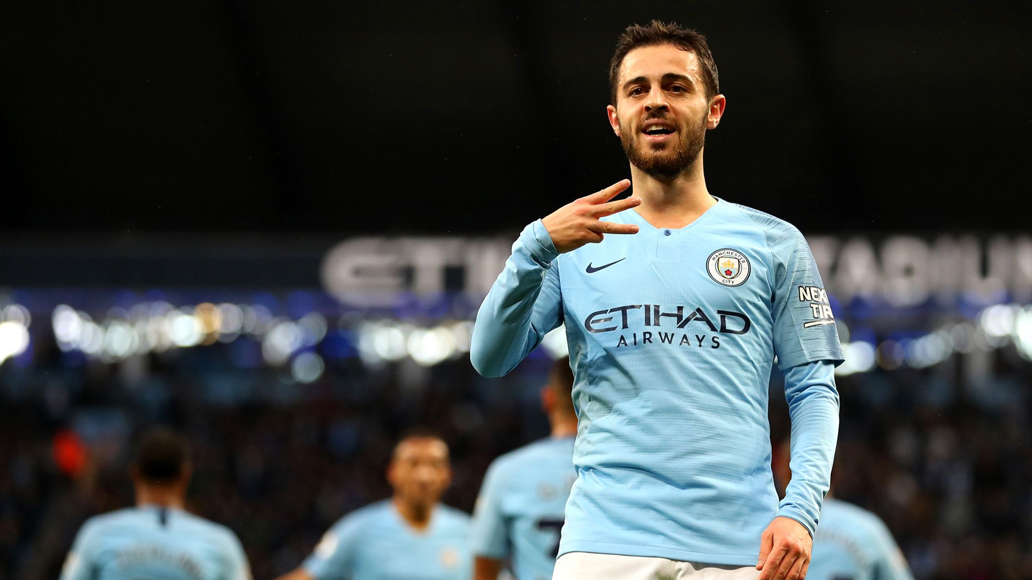 Bernardo Silva: Manchester City star charged by FA over 'racist' post about teammate