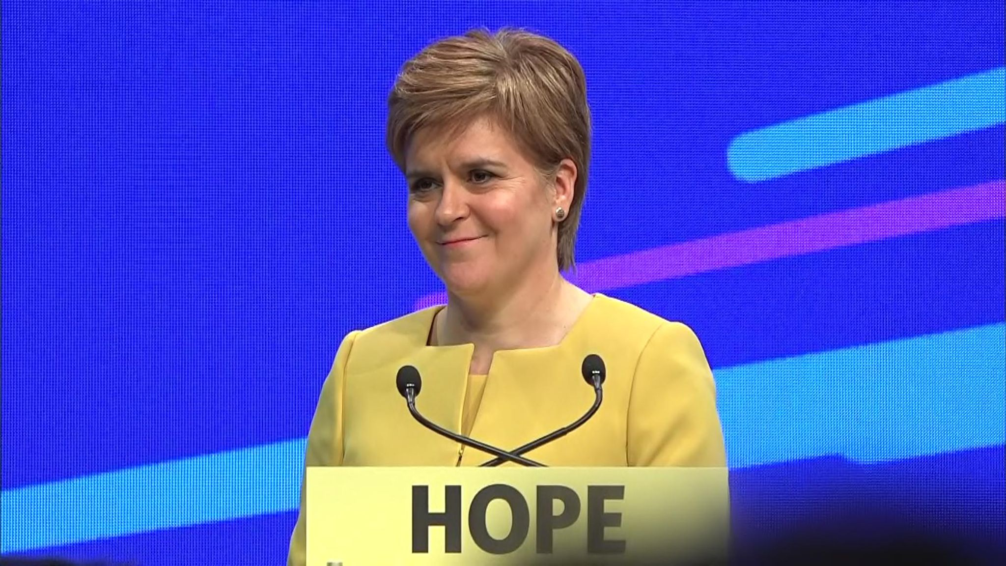 Nicola Sturgeon calls for SNP to ensure 'surging' support for independence