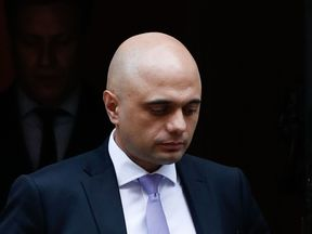 Sajid Javid will have the remit to decide banned zones