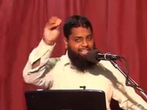 Terror preacher Zahran Hashim
