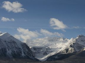 The three climbers were attempting to climb the Howse Peak in the Canadian Rockies
