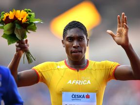 Caster Semenya wants to run free without dropping testosterone levels