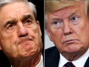 Robert Mueller spend 22 months on his investigation on the president and Russia