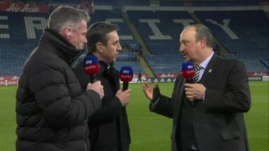 Carra grills Benitez on future