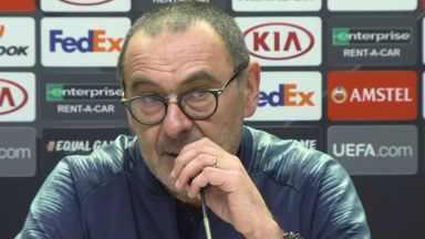 Sarri: We are now able to suffer