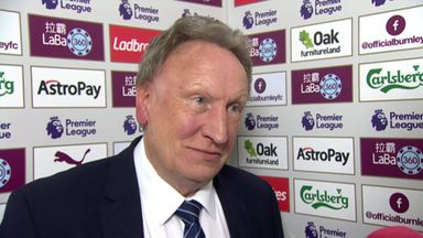 Warnock disappointed by pen decision