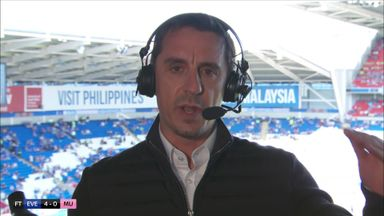 Neville condemns United performance