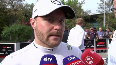 Bottas: Strong weekend