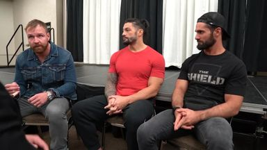 The Shield sits down with Michael Cole
