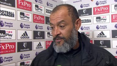 Nuno: The boys worked so hard
