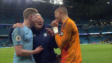 KDB saves Etheridge from a fine