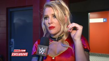 Lacey Evans looks ahead to 'Manly' challenge