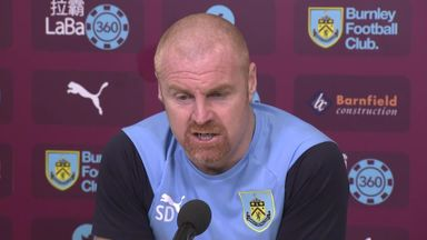 Dyche: There is lots to be played for
