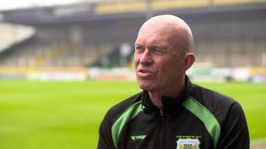 Yeovil's new man in charge