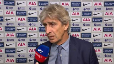 Pellegrini: We played a complete game