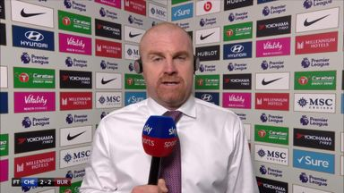 Dyche hails 'magnificent' players