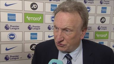 Warnock: We're still alive