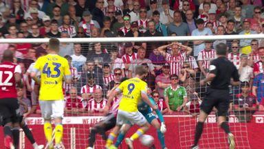 Leeds denied clear penalty?