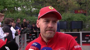 Vettel: Mercedes were strong