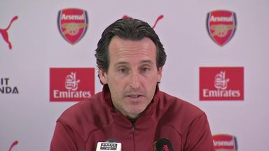 Emery defends Arsenal away record
