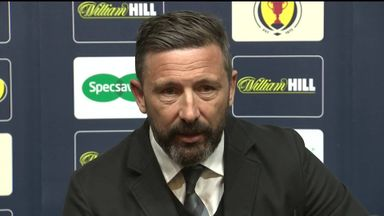McInnes: I shouldn't have reacted