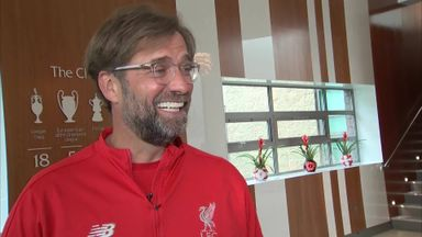 Klopp's message to 'landlord' Rodgers