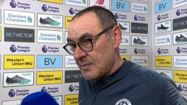 Sarri: We will keep fighting