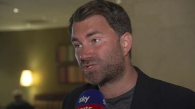 Hearn explains 'gloves row'