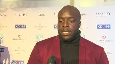 Akinfenwa: I suffered horrific abuse