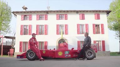 Brundle meets Vettel: Part 1