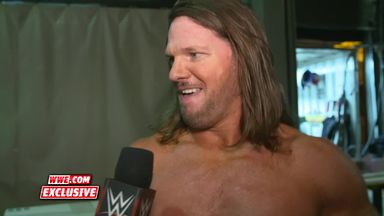 AJ Styles to make Raw his house