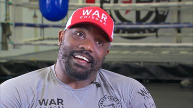 Chisora: Usyk will be a nightmare
