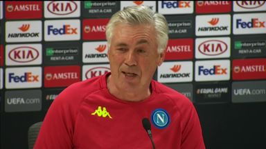 Ancelotti reveals Wenger wine-and-dine