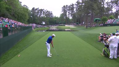 DeChambeau's magificent hole in one!