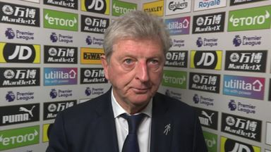 Hodgson: We weren't good enough