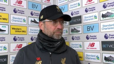 Klopp: We dominated the game