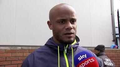 Kompany trusts Man City in title race
