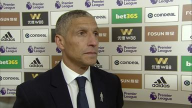 Hughton: We got a response