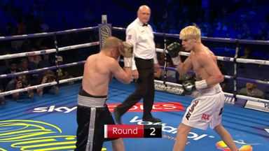 'White Chocolate' delivers clinical KO