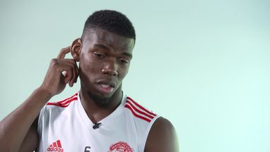 Pogba: I try to help my team-mates