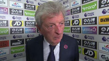 Hodgson: We showed character