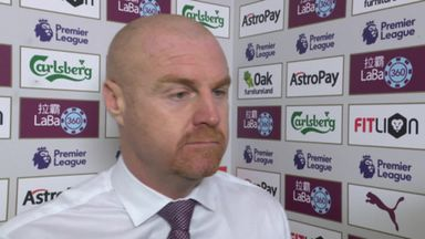 Dyche: We made it awkward for City